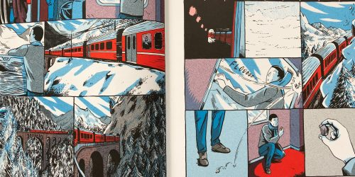 Packend und mysteriös: ein Heilbad in den Alpen verschlingt Menschen