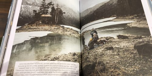 Hunger, aber Berghütte zu? Dieses outdoor-Buch macht alle satt.
